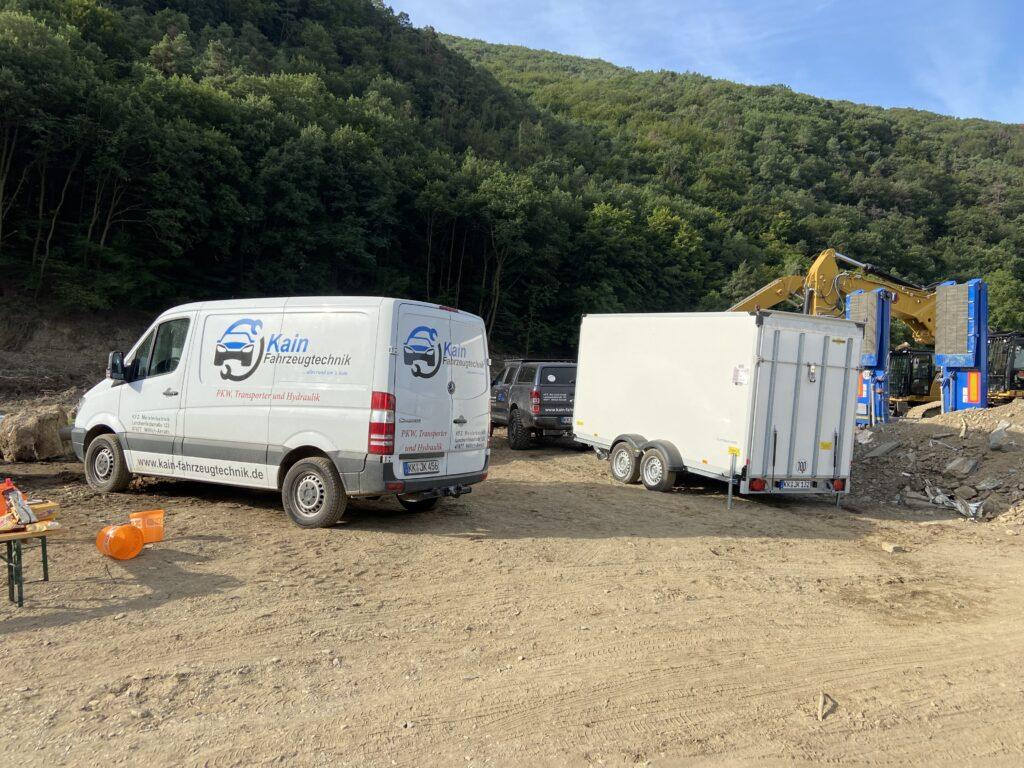 Mobiler Hydraulikservice